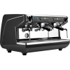 Кофемашина-полуавтомат NUOVA SIMONELLI APPIA LIFE 2GR S 220V BLACK+LOW  GROUPS+ECONOMIZER